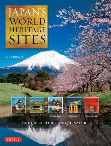 """Japan's World Heritage Sites"" by John Dougill"