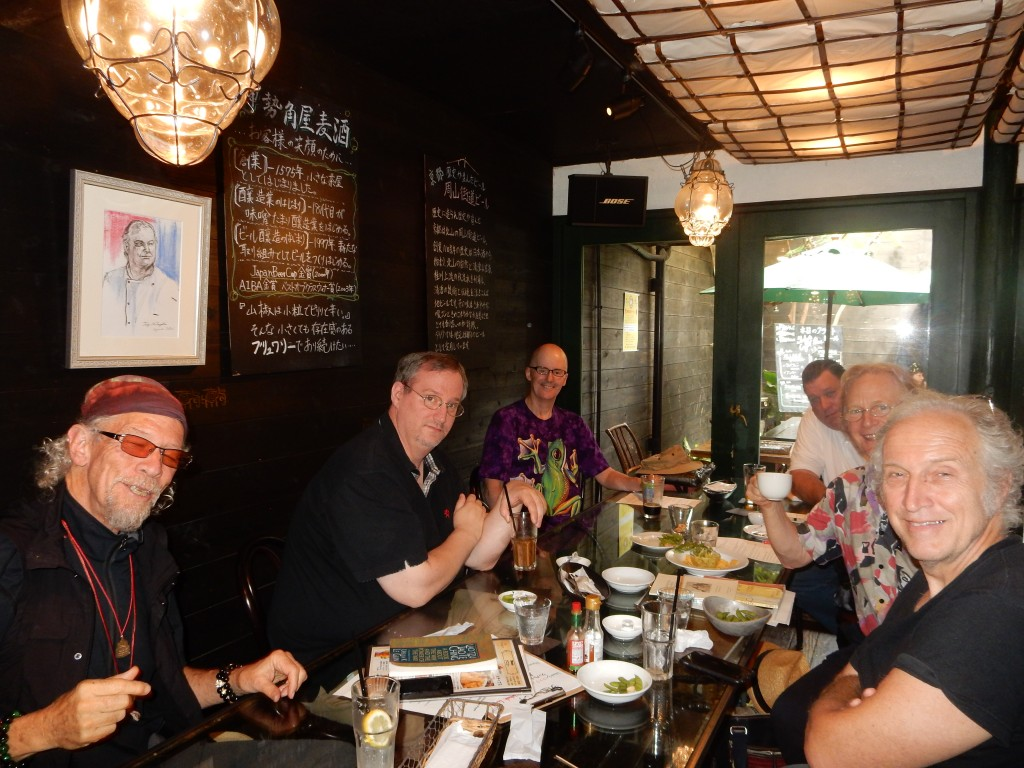 The WiK open policy meeting held at Tadg's on July 5, 2015