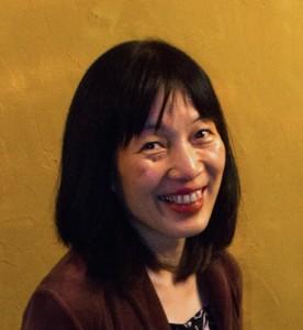 Mayumi Kawaharada, winner of the local prize