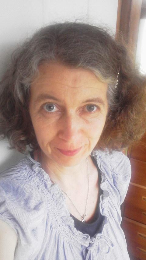 The soon to be published WiK novelist, Marianne Kimura